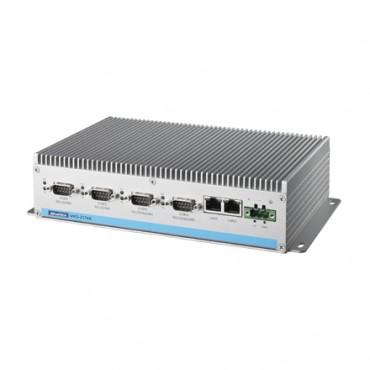 Bezventilátorové PC UNO-2174A s 2 x GLAN, 6 x USB, 4 x COM, 2 x Mini PCIe