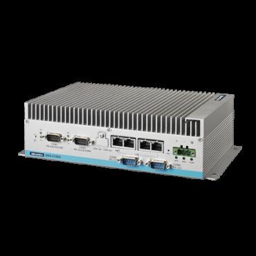 Bezventilátorové PC UNO-2184G s Intel Core i7, 4xGbE, 2xMiniPCIe, DVI/DP/HDMI