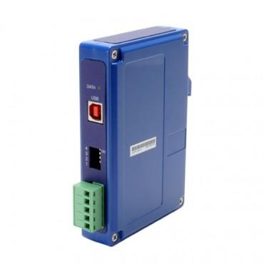 Priemyselný prevodník BB-USOPTL4DR-LS, USB na RS-422/485 s izoláciou, na DIN lištu, uzamknuté sériové číslo