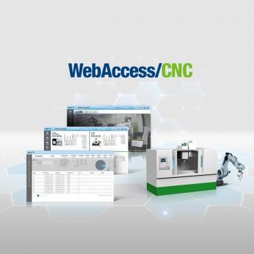 Advantech WebAccess/CNC - Sieťové riešenia pre CNC stroje
