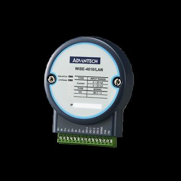 IoT Ethernetový I/O modul WISE-4050/LAN, 4 digitálne vstupy a 4 digitálne výstupy
