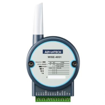 WiFi I/O modul WISE-4051 s 8 digitálnymi vstupmi a 1 portom RS-485