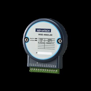 IoT Ethernetový I/O modul WISE-4060/LAN, 4 digitálne vstupy a 4 relé výstupy