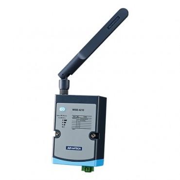 LPWAN IoT WSN WISE-4210-S231 so senzorom teploty a vlhkosti
