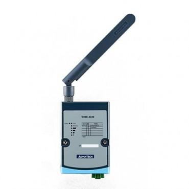 WiFi IoT WSN WISE-4220-S231 so senzormi teploty a vlhkosti
