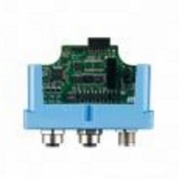 I/O modul WISE-S617 s 2xAI, 2xDI, 1xDO, 1xRS-485, M12 konektory pre WISE-4600