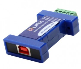 Priemyselný prevodník BB-485USBTB, USB na RS-485