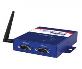 Sériový server BB-ABDN-SE-IN5420 s 2x RS-232/422/485 na WIFI 802.11a/b/g/n