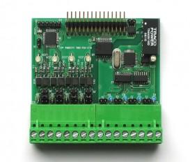 DataLab DL-AD1 - kombinovaný modul analógových vstupov a digitálnych vstupov/výstupov