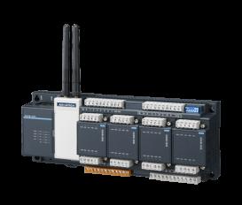 Inteligentný RTU ADAM-3600-C2G pre vzdialený zber dát cez 8AI, 8DI, 4DO
