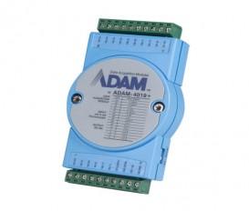 Analógový RS-485 I/O modul ADAM-4019+, 8 univerzálnych analógových vstupov, Modbus/RTU