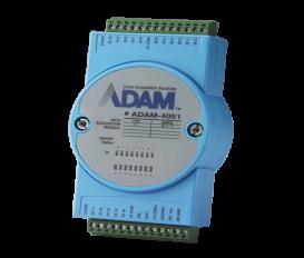 Digitálny RS-485 I/O modul ADAM-4051, 16 izolovaných digitálnych vstupov, Modbus/RTU