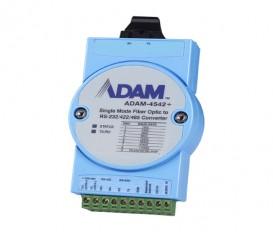 Prevodník Single-mode Optické vlákno na RS-232/422/485 ADAM-4542+