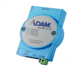 Sériový server 2xRS232 RJ48 1xLAN RJ45 ADAM-4570L