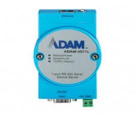 Sériový server 1xRS232 DB9 1xLAN RJ45 ADAM-4571L