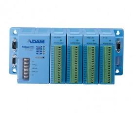 Modulárny I/O systém ADAM-5000/485 s 4 rozširujúcimi slotmi a komunikáciou cez RS-485