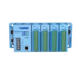 Modulárny I/O systém ADAM-5000L/TCP s 4 rozširujúcimi slotmi a komunikáciou cez Ethernet