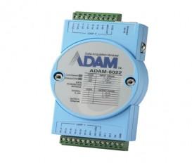 Ethernetový I/O modul ADAM-6022, PID regulátor s duálnou slučkou