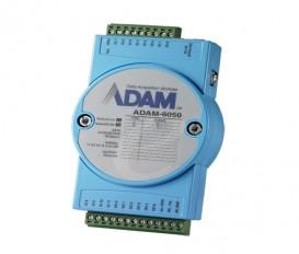 Ethernetový I/O modul ADAM-6050, 18 izolovaných digitálnych vstupov/výstupov, Modbus/TCP