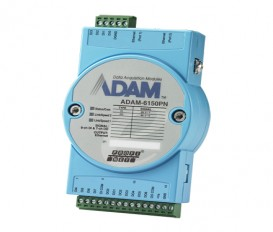 Real-Time PROFINET I/O modul ADAM-6150PN, 15 izolovaných digitálnych vstupov/výstupov