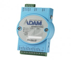 Real-Time EtherNet/IP I/O modul ADAM-6160EI, 6 relé výstupov