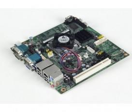 Priemyselná Mini-ITX základná doska AIMB-212 s Intel Atom N450/D510, CRT/LVDS, 6xCOM, 2xLAN