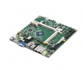 Priemyselná Mini-ITX základná doska AIMB-215 s Intel Celeron J1900/N2807/N2930, CRT/LVDS/DP++, 6xCOM, 2xLAN