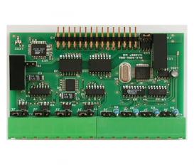 DataLab DL-AIO1 - modul analógových vstupov/výstupov