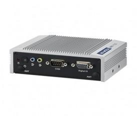 """Bezventilátorové zapúzdrené PC ARK-1123L, Intel Atom E3825, 1x VGA, 1x GbE, 2x COM, GPIO, 2x mPCIe/mSATA, 1x 2.5"""" SATA"""