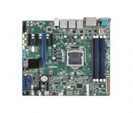 Priemyselná serverová MicroATX zákl. doska ASMB-585 s LGA 1151, 6./7. gen. Intel Core/Xeon E, DDR4, 4xPCIe, 13xUSB, 7xSATA3, 4x/2xLAN