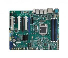 Priemyselná serverová ATX zákl. doska ASMB-785 s LGA 1151, 6./7.gen. Intel Core/Xeon E, DDR4, 4xPCIe, 3xPCI, 13xUSB, 6xSATA3, 4x/2xLAN, IPMI