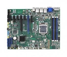 Priemyselná serverová ATX zákl. doska ASMB-786 s LGA1151, 8.gen. Intel Core/Xeon E, DDR4, 7xPCIe, 13xUSB, 8xSATA3, 4x/2xLAN, IPMI