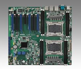 Priemyselná serverová EATX zákl. doska ASMB-923 s Dual LGA2011-R3, Intel Xeon E5, DDR4, 7xPCIe, 11xUSB, 10xSATA3, 2xLAN, IPMI
