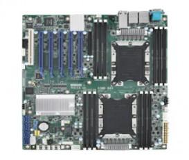 Priemyselná serverová EATX zákl. doska ASMB-925 s Dual LGA3647-P0, Intel Xeon Scalable, DDR4, 6xPCIe, PCI, 11xUSB, 8xSATA3, 4xLAN, IPMI