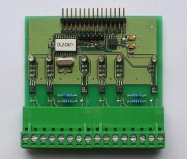 DataLab DL-CNT2 – modul inkrementálneho počítadla