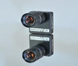 DataCam 0308 - čiernobiela CCD kamera s rozlíšením 640 x 480 bodov