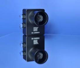 DataCam 0808R - čiernobiela CCD kamera s rozlíšením 1024 x 768 bodov