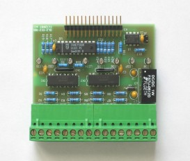 DataLab DL-DI2H - modul digitálnych vstupov so spoločným pólom
