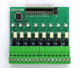 DataLab DL-DIO1 - modul digitálnych vstupov / výstupov