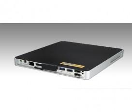 """Digital Signage PC DS-060, Intel Core i7-3615QE, max. 8GB DDR3, 1xVGA, 1xDP, 1xLAN, 2xUSB2, 2xUSB3, 1xRS232, 1xMiniPCIe, 1x2,5"""" SATA"""