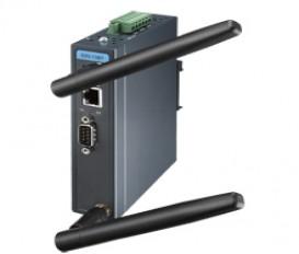 Sériový server EKI-1361 s 1x RS-232/422/485 na WIFI 802.11a/b/g/n