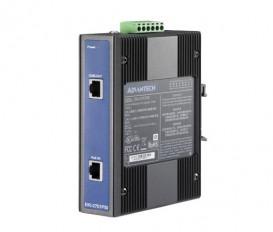 IEEE 802.3af gigabitový priemyselný PoE Splitter EKI-2701PSI s rozšírenými pracovnými teplotami