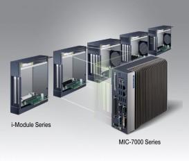 Rozširujúce moduly i-Module pre Modulárne IPC série MIC-7000