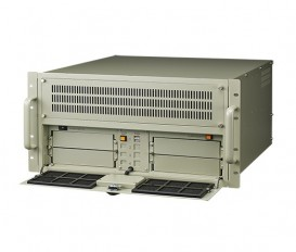 "6U priemyselná skrinka do 19"" racku IPC-622"