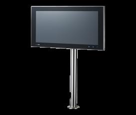 """Bezventilátorový nerezový panelový počítač IPPC-5211WS s 21,5"""" multidotykovým displejom, Intel Celeron J1900, IP69K zo všetkých strán"""