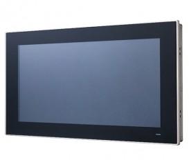 """Bezventilátorový panelový počítač PPC-3150SW s 15.6"""" kapacitným dotykovým displejom a Intel Pentium N4200 procesorom"""