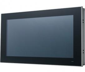 """Bezventilátorový panelový počítač PPC-3151SW s 15.6"""" kapacitným dotykovým displejom a 6.gen. Core i3/i5/i7 procesorom"""