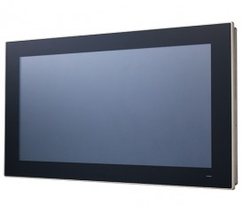 """Bezventilátorový panelový počítač PPC-3180SW s 18.5"""" kapacitným dotykovým displejom a Intel Pentium N4200 procesorom"""