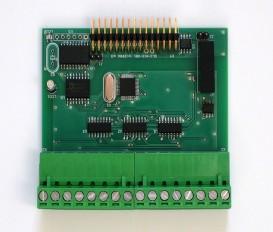 DataLab DL-RTD1 - modul vstupov odporových teplotných snímačov RTD