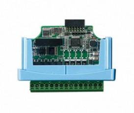 I/O modul WISE-S214 s 4xAI, 4xDI pre WISE-4200/4400